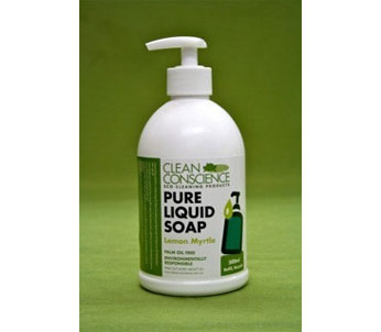 Clean Conscience Pure Liquid Soap Fragrance Free