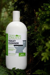 Clean Conscience Toilet Cleaner