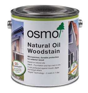 Natural Oil Woodstain