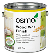 Wood Wax Finish